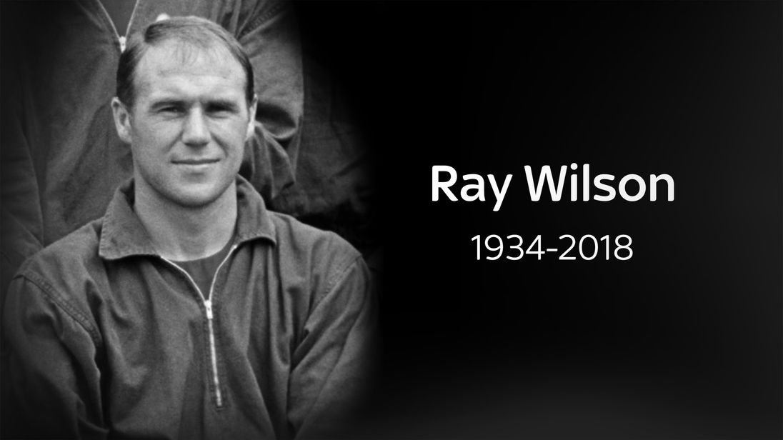 Ray Wilson Obituary