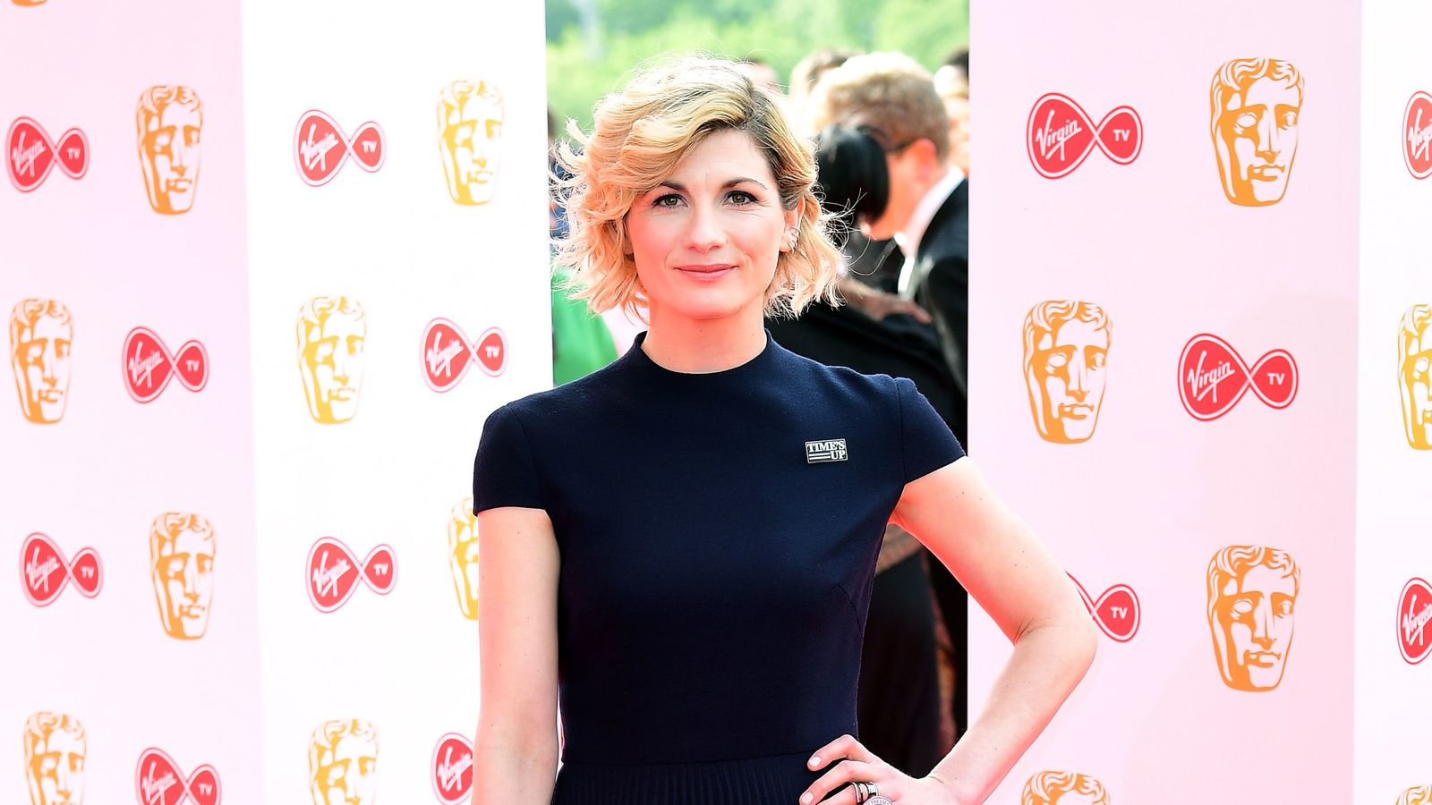 Baftas: BAFTA Stars 'passionately' Back Time's Up Campaign