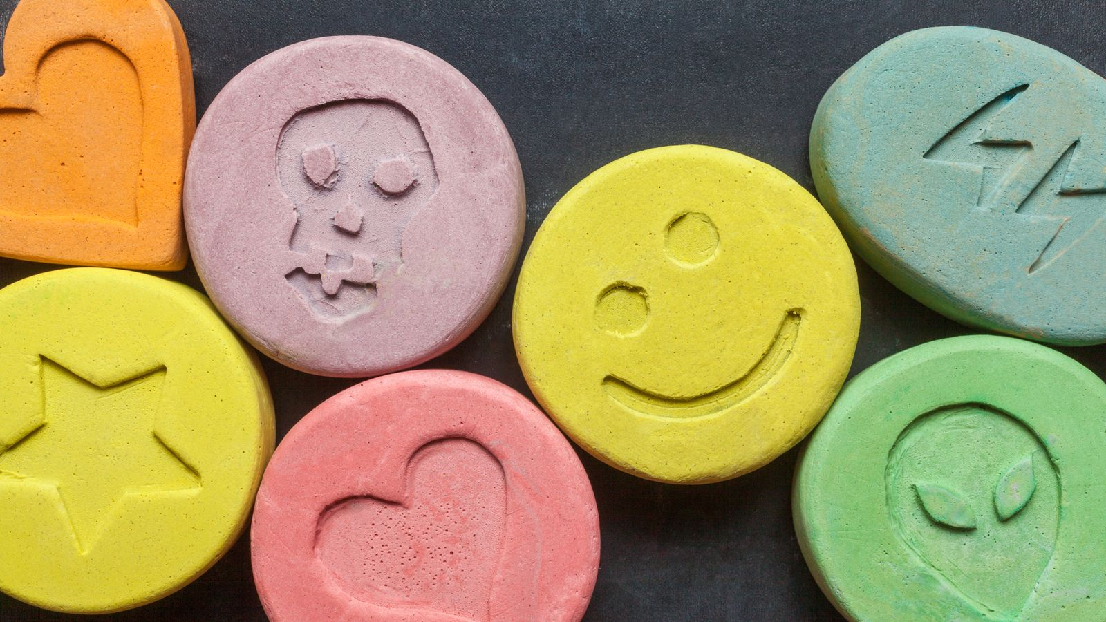 Ecstasy drug MDMA 'cures' veterans with PTSD in weeks | US News | Sky News
