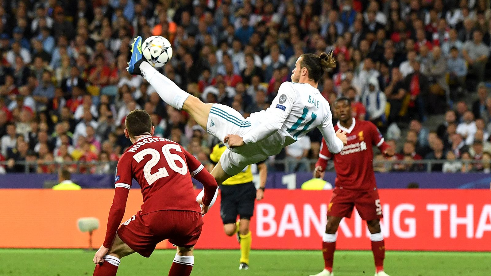 Bale sinks Liverpool dreams in Champions League final