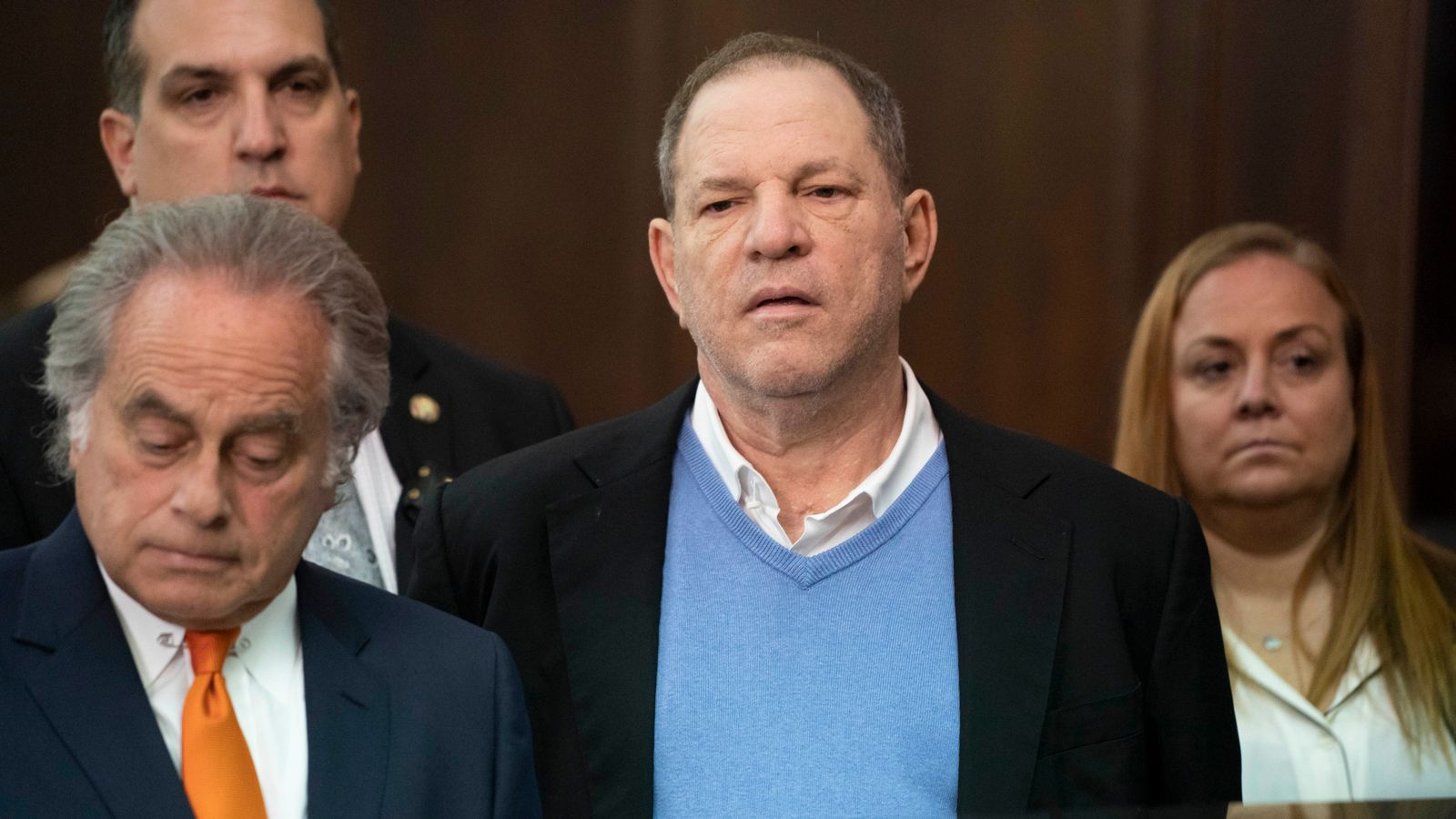 Harvey Weinstein could face life in prison after new sexual allegations