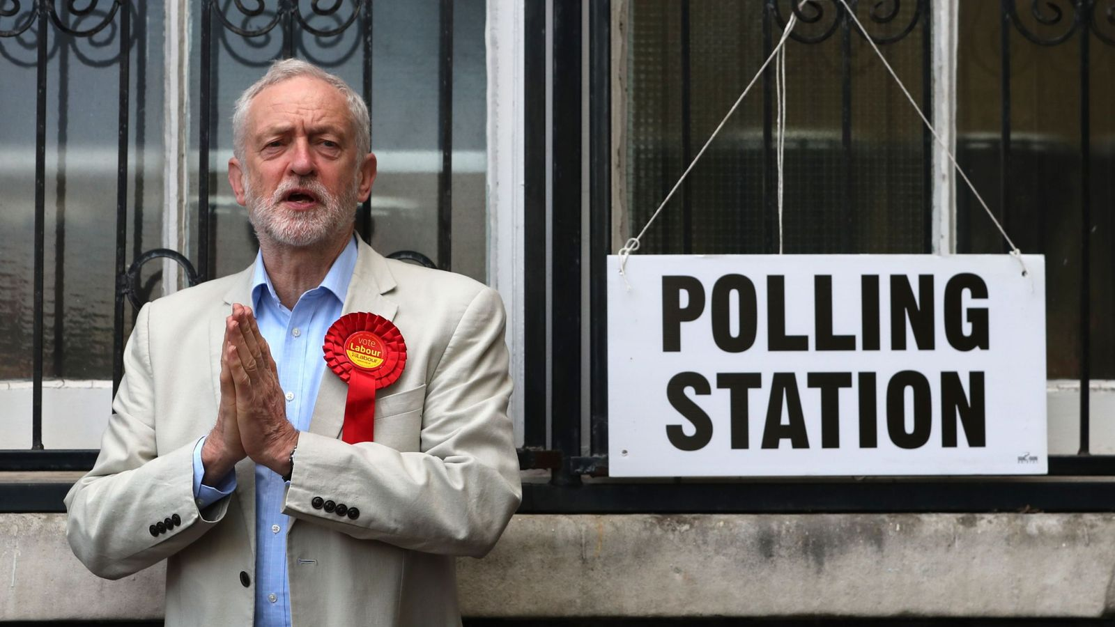Jeremy Corbyn prepared to back second Brexit vote - but would prefer general election