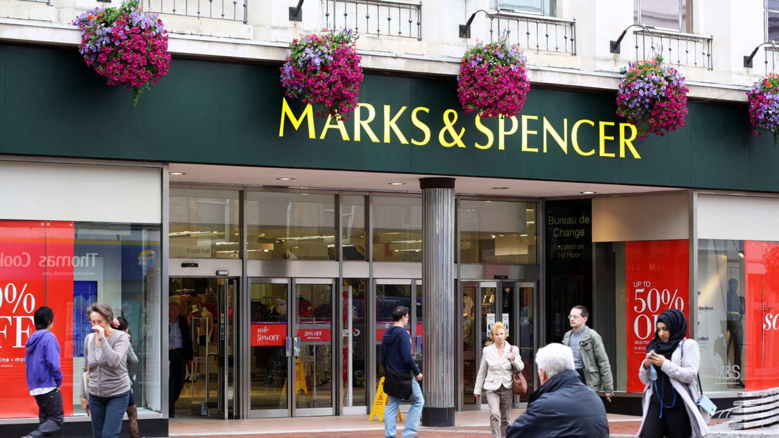 marks and spencer - photo #20