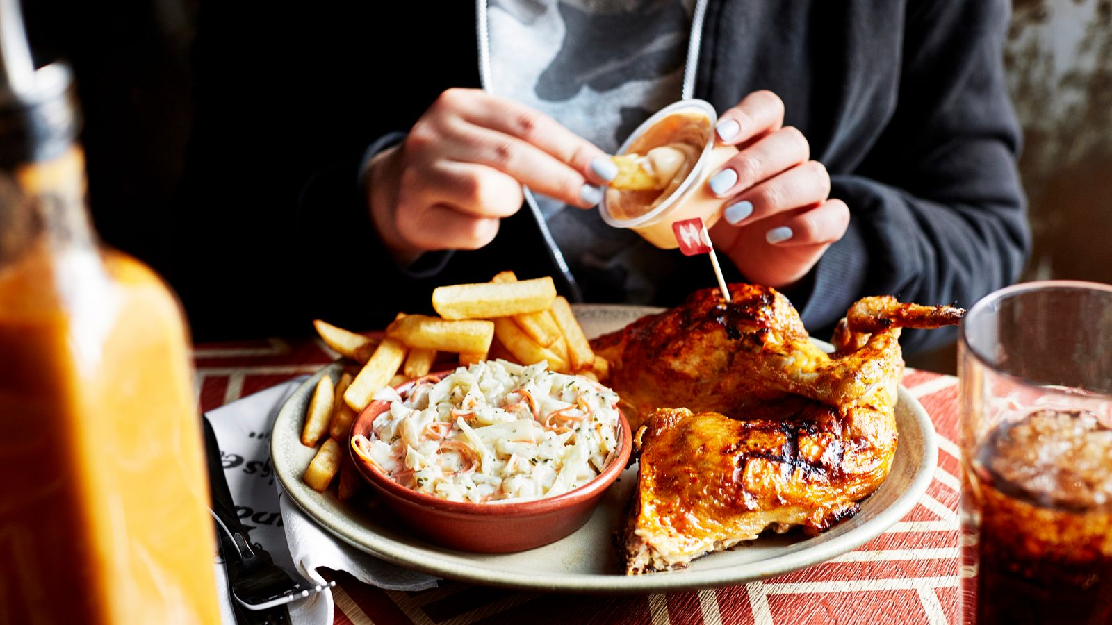how to make nandos chicken
