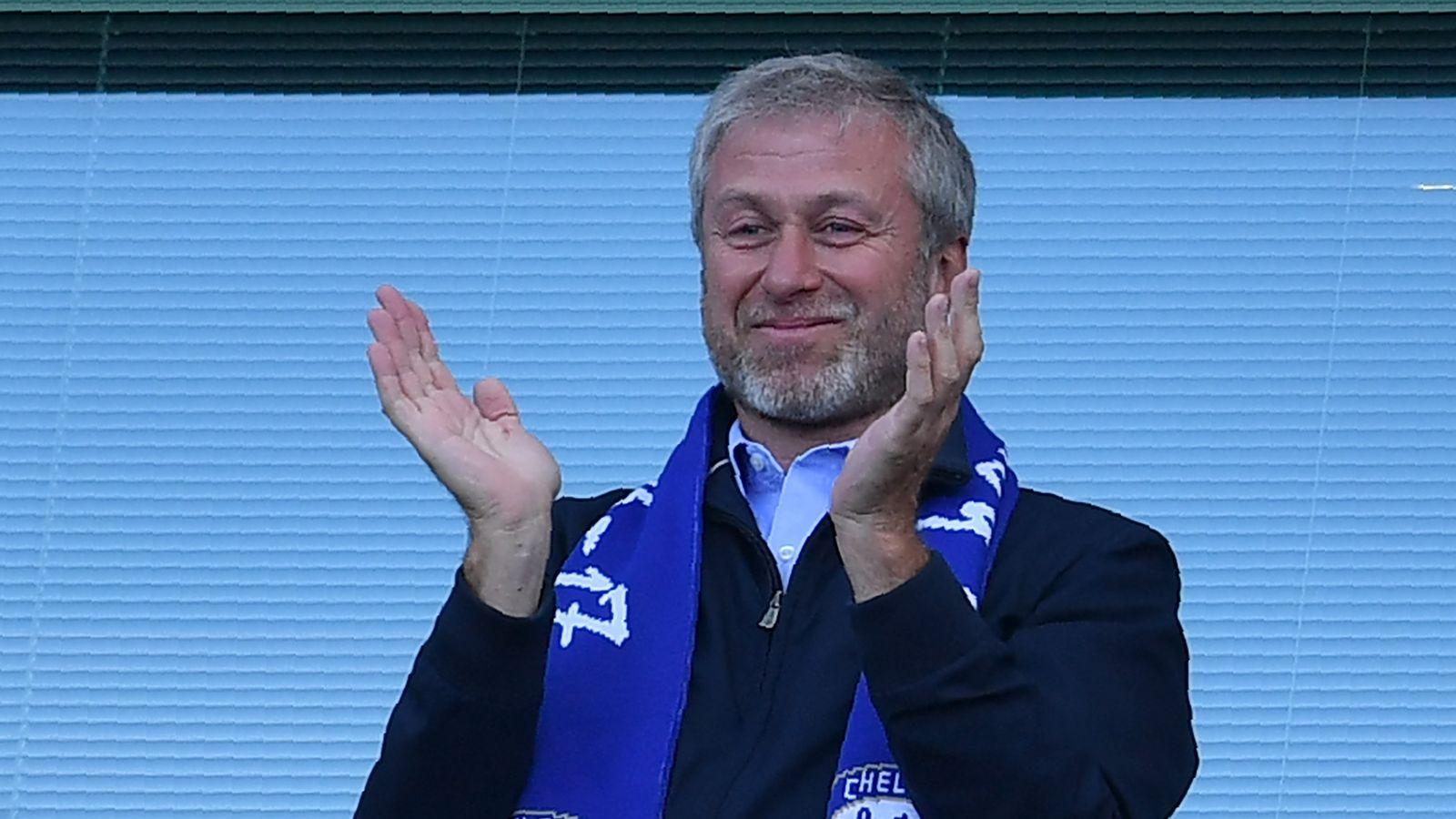 Chelsea owner Roman Abramovich's UK visa expires amid ...