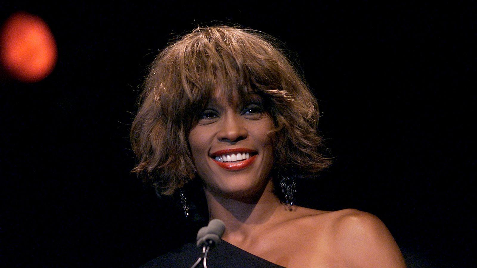 Image result for Whitney Houston 2012