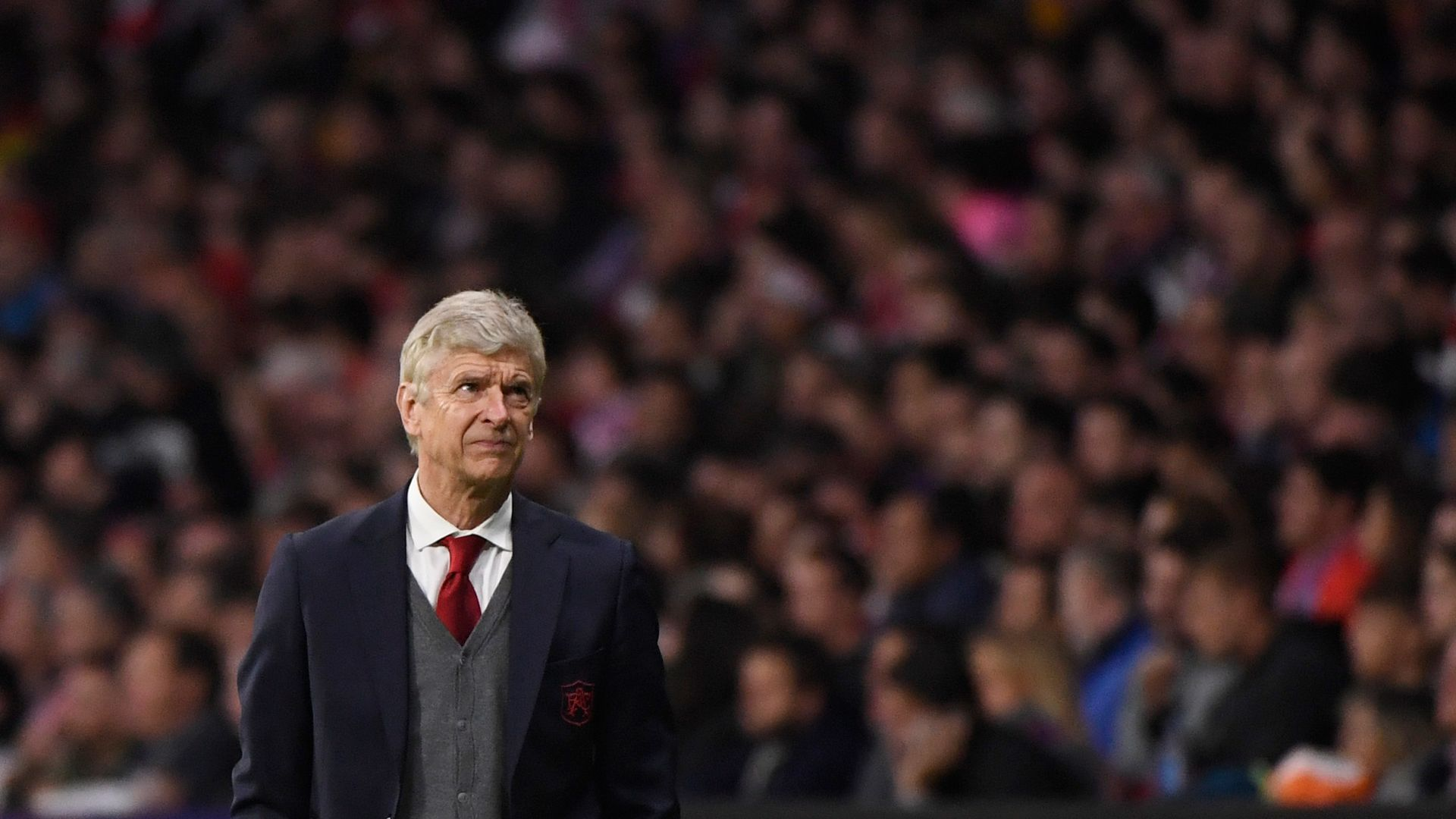 the creative leader arsene wenger essay In an extract from amy lawrence's new book, invincible, the arsenal manager talks about his 'big fights' with lauren and how martin keown was treated like a gangster.
