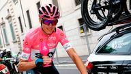 Chris Froome has won the Giro d'Italia