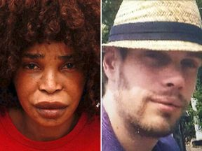 Berlinah Wallace, who poured sulphuric acid over her former partner Mark van Dongen's face