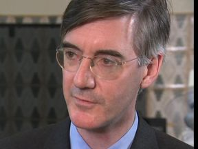 Kay Burley interviews Jacob Rees-Mogg