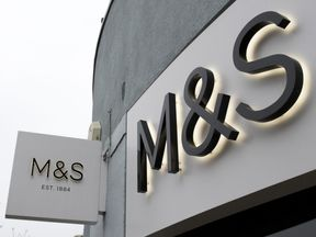 Marks and Spencer only has one female executive