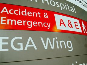 Walk-in centres were meant to relieve pressure on A&E