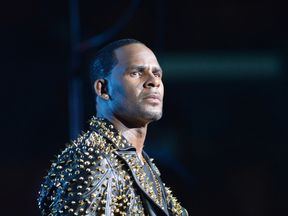 R Kelly said he was being treated unfairly as he had not been convicted of any crimes