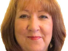 Conservative council candidate Rosemary Carroll, who has been reinstated after being suspended for sharing a racist post