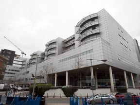 The Royal Victoria Hospital in Belfast sees neurology patients from across Northern Ireland