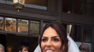 Last bride married at Windsor before royal wedding.