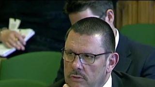 HMRC boss Jon Thompson
