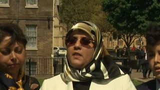 PM 'sorry' to Libya rebel over 'appalling treatment'
