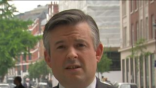 "Shadow health secretary Jonathan Ashworth has told Sky News abortion laws in Northern Ireland are ""unsustainable"" and says he would be in support of allowing women in the country to have an abortion if the vote came to the House of Commons"