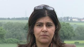 Baroness Warsi alleges that Islamophobia is 'an issue' within the Conservative Party