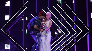 Revealed: How Eurovision invader made it on stage