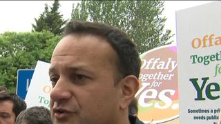 Leo Varadkar says there is no complacency