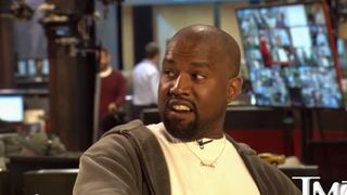 Kanye West describes slavery as 'a choice'