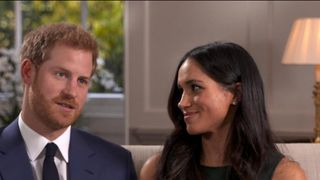 What does the body language of Prince Harry and Meghan Markle reveal?
