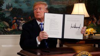US turns the sanctions screw on Iran