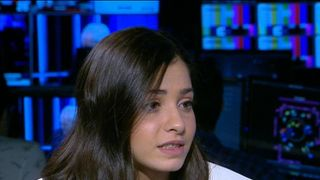 Olympic swimmer Yusra Mardini had to flee Syria and travel through Europe to Germany