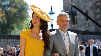 George and Amal Clooney are among the A-listers in attendance