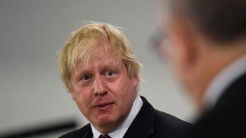 Boris Johnson has welcomed the idea of a 'Brexit plane'