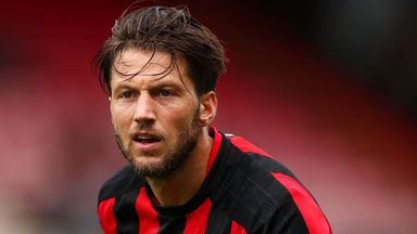 Arter casts doubt on Bournemouth future