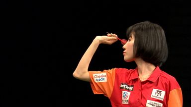 Zhou makes World Cup debut
