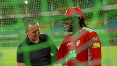 Cork versus Gayle-force!