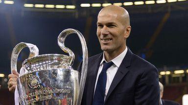 Zidane wants 'beautiful' CL win