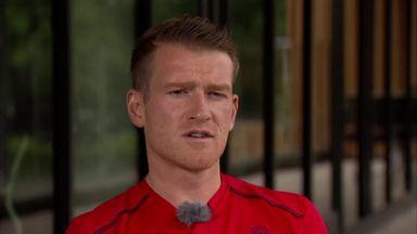 Davis hails Hughes impact