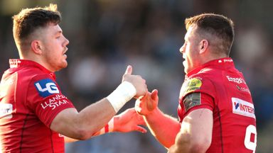 Scarlets seal final place