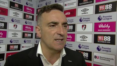 Carvalhal: They deserved the victory