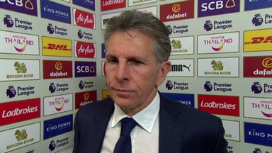 Puel: Fan reaction is normal