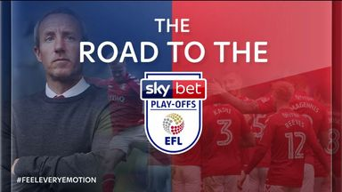 Charlton's road to the play-offs