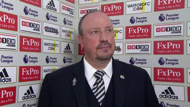 First half display frustrates Benitez