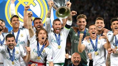 Champions League final round-up