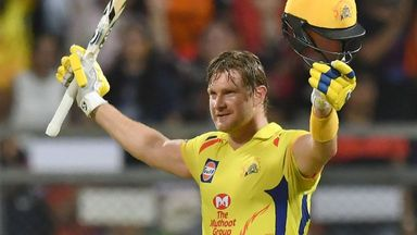 IPL Final highlights: CSK v Sunrisers