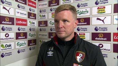 Howe pleased by subs impact