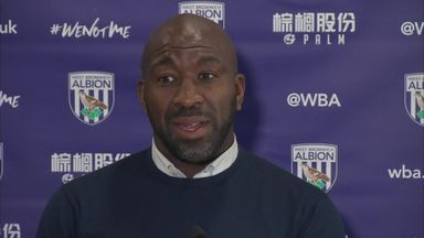 Moore outlines West Brom ambitions