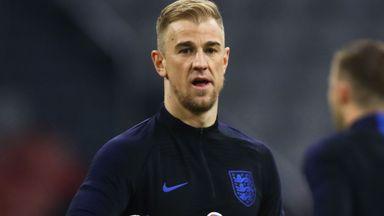 Southgate: Hart has England future