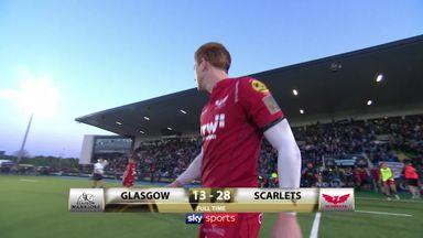 Glasgow 13-28 Scarlets