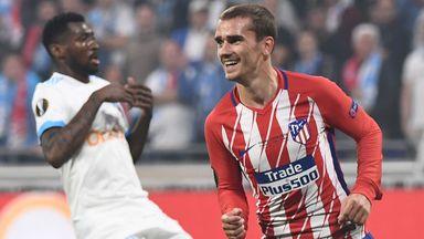 Griezmann plays down Barca talk