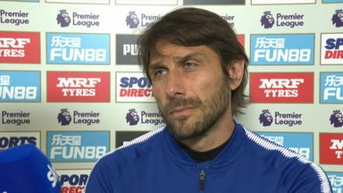 Conte disappointed with defeat